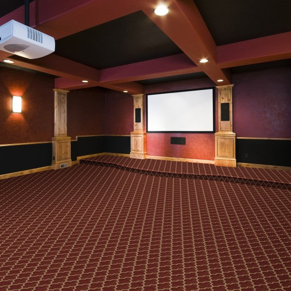 Orchard House Home Theater Carpet