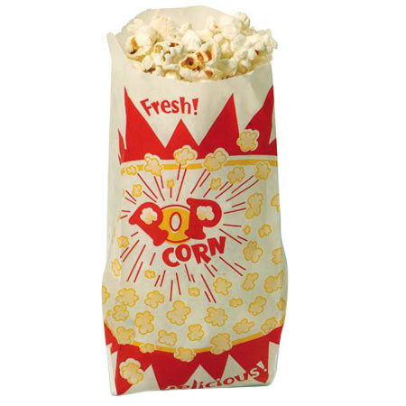 Paper Popcorn Bags by Benchmark (1000 per case)