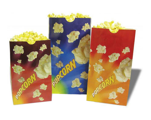 Popcorn Butter Bags by Benchmark (100 per case)