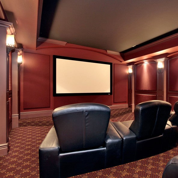 Queen Anne Home Theater Carpet
