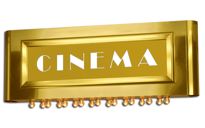 Regal Cinema Identity Sign