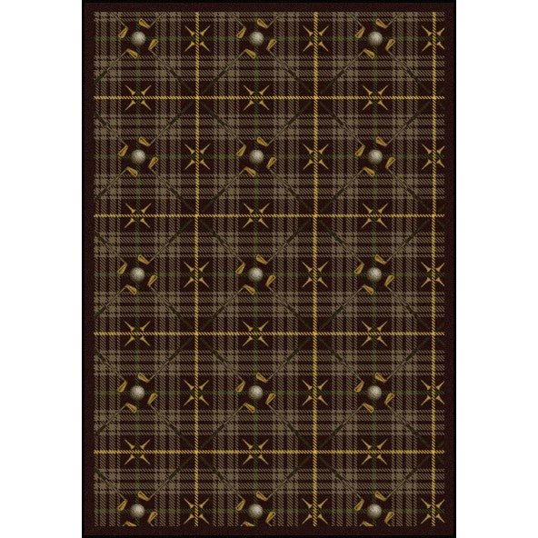 Saint Andrews Home Theater Rug