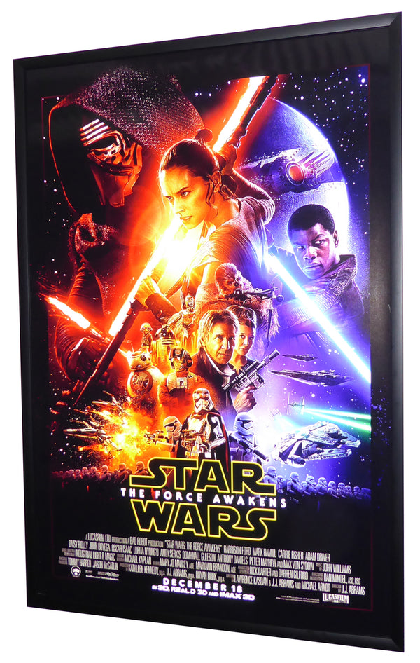 Backlit Movie Poster Light Box Slim Series