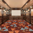 Transition Home Theater Carpet