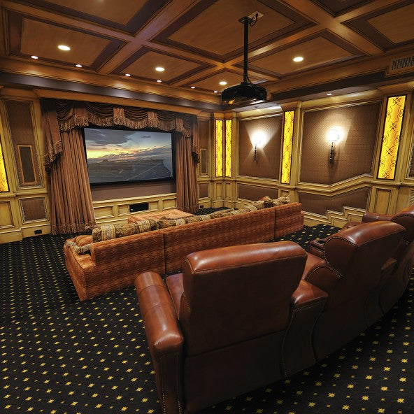 Walk of Fame Home Theater Carpet