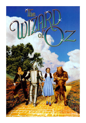 Wizard of Oz Movie Poster A