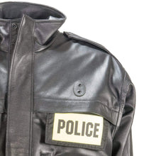 Load image into Gallery viewer, Pursuit II Goatskin Leather Police Jacket