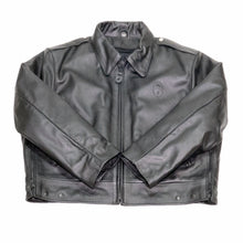 Load image into Gallery viewer, Nashville Leather Police Jacket