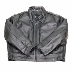 Nashville Leather Police Jacket