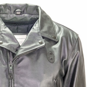 Phoenix Cowhide Leather Motorcycle Jacket