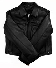 Load image into Gallery viewer, New! Women's Indianapolis Leather Police Jacket