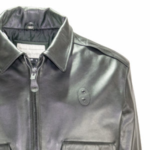 Memphis Cowhide Leather Jacket