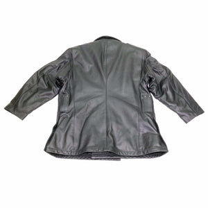 NYPD LEATHER JACKET TAYLORS LEATHERWEAR
