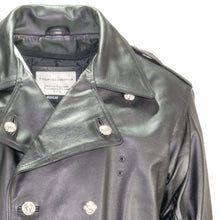 Load image into Gallery viewer, VINTAGE NYPD LEATHER JACKET TAYLOR LEATHER
