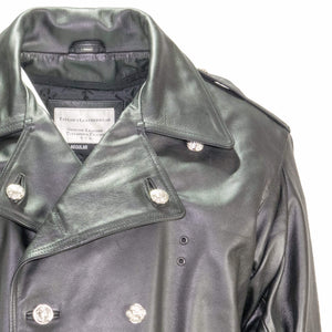 VINTAGE NYPD LEATHER JACKET TAYLOR LEATHER