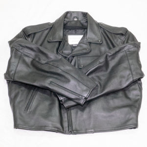 DETROIT POLICE MOTORCYCLE JACKET FRONT