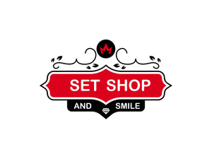 SET SHOP AND SMILE_LOGO