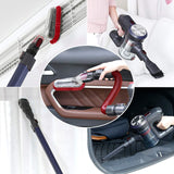 Dibea Upgraded 17KPa Cordless Stick Vacuum