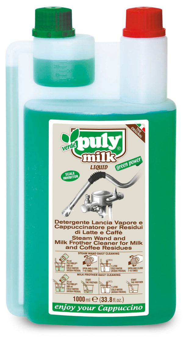 Puly Milk Green Power - Mælkerense 1000 ml