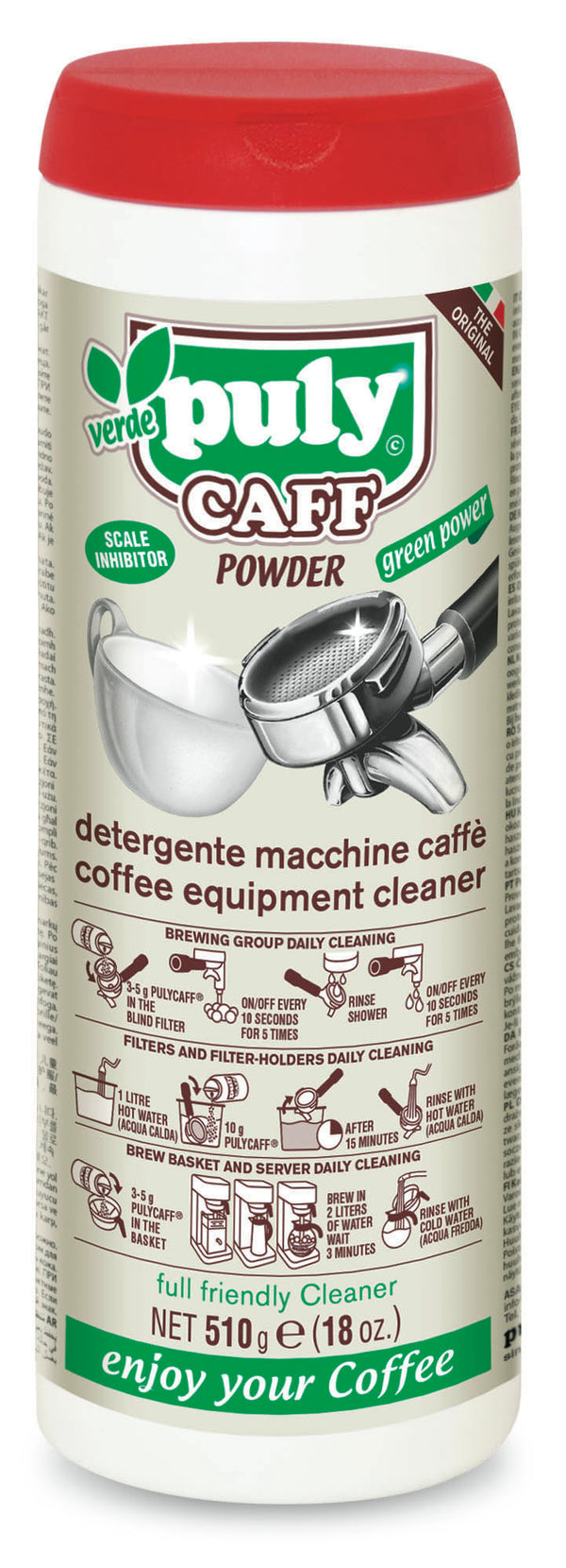 Puly Caff Green Power 510 g