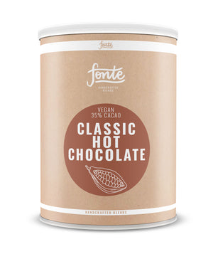 Fonte Classic Hot Chocolate