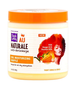 DARK AND LOVELY AU NATURALE ANTI-SHRINKAGE COIL MOISTURIZING SOUFFLÉ