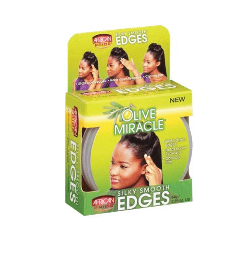 OLIVE MIRACLE SILK SMOOTH EDGES
