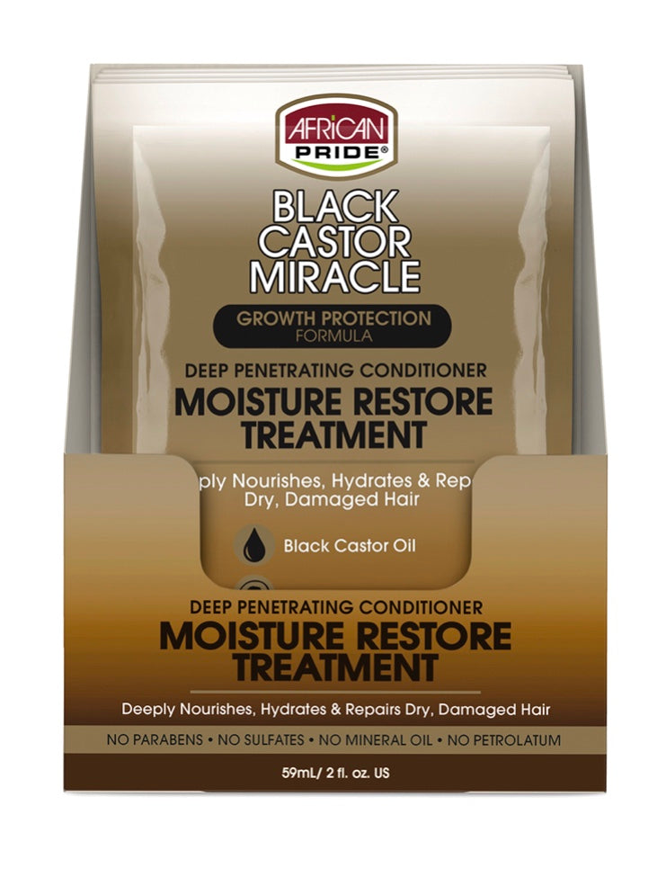 DEEP PENETRATING CONDITIONER MOISTURE RESTORE TREATMENT