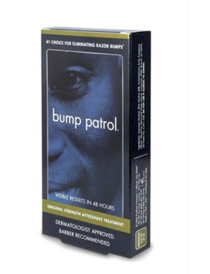 BUMP PATROL AFTER SHAVE BUMP TREATMENT SERUM