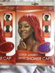 SUPER JUMBO BRAID SHOWER CAP #91631