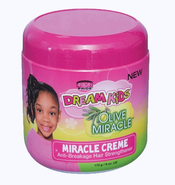 DREAM KIDS MIRACLE CREME ANTI-BREAKAGE HAIR STRENGTHENER