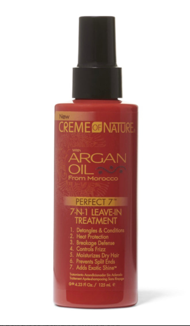 CREME OF NATURE 7in1 LEAVE-IN TREATMENT