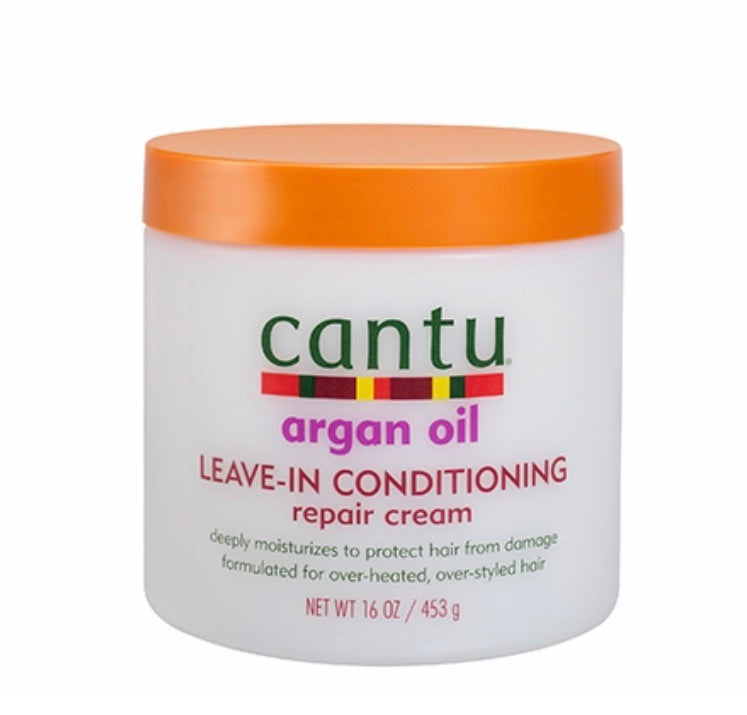 ARGAN OIL LEAVE-IN CONDITIONING REPAIR CREAM