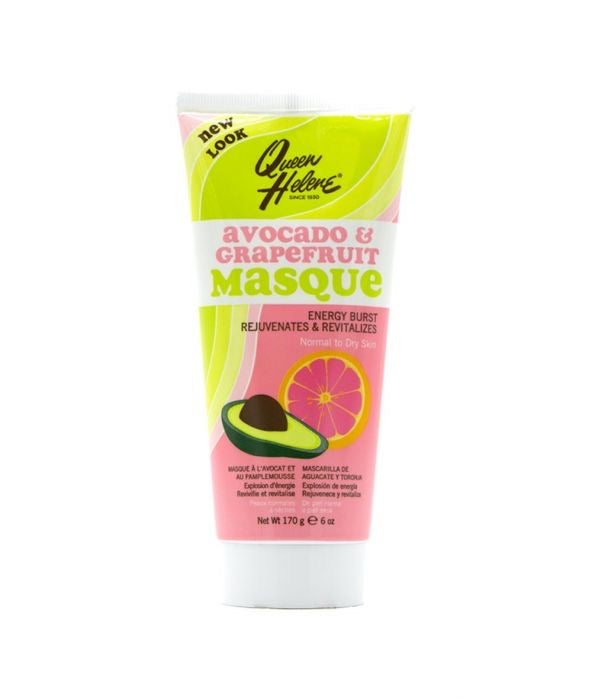 QUEEN HELENE AVOCADO & GRAPEFRUIT MASQUE