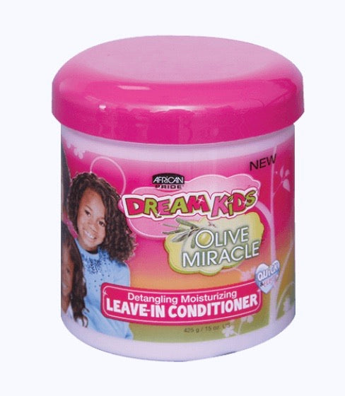 DREAM KIDS DETANGLING MOISTURIZING LEAVE-IN CONDITIONER