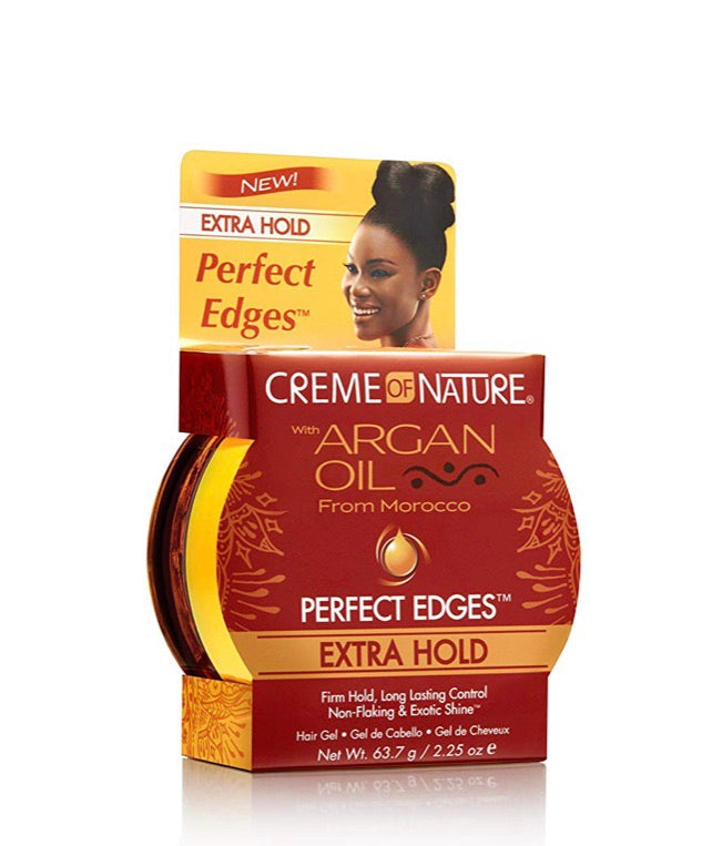 CREME OF NATURE PERFECT EDGES (EXTRA HOLD)