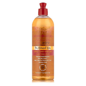 ARGAN OIL APPLE CIDER VINEGAR CLARIFYING RINSE
