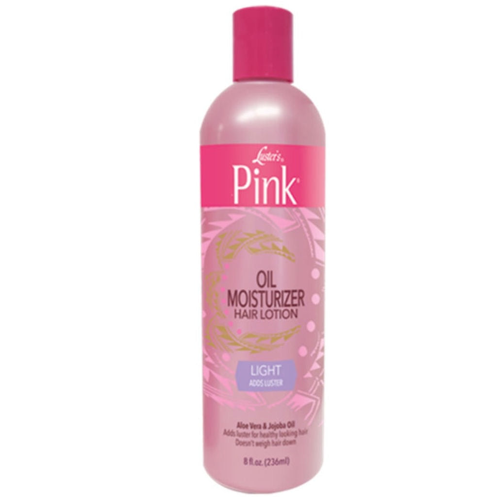 LUSTER'S PINK LIGHT OIL MOISTURIZER HAIR LOTION (Classic Light)
