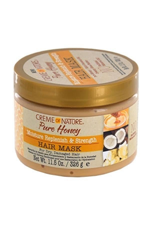 CREME OF NATURE PURE HONEY DEEP HYDRATING & STRENGTHENING MASK