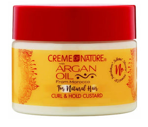 CREME OF NATURE CURL AND HOLD CUSTARD