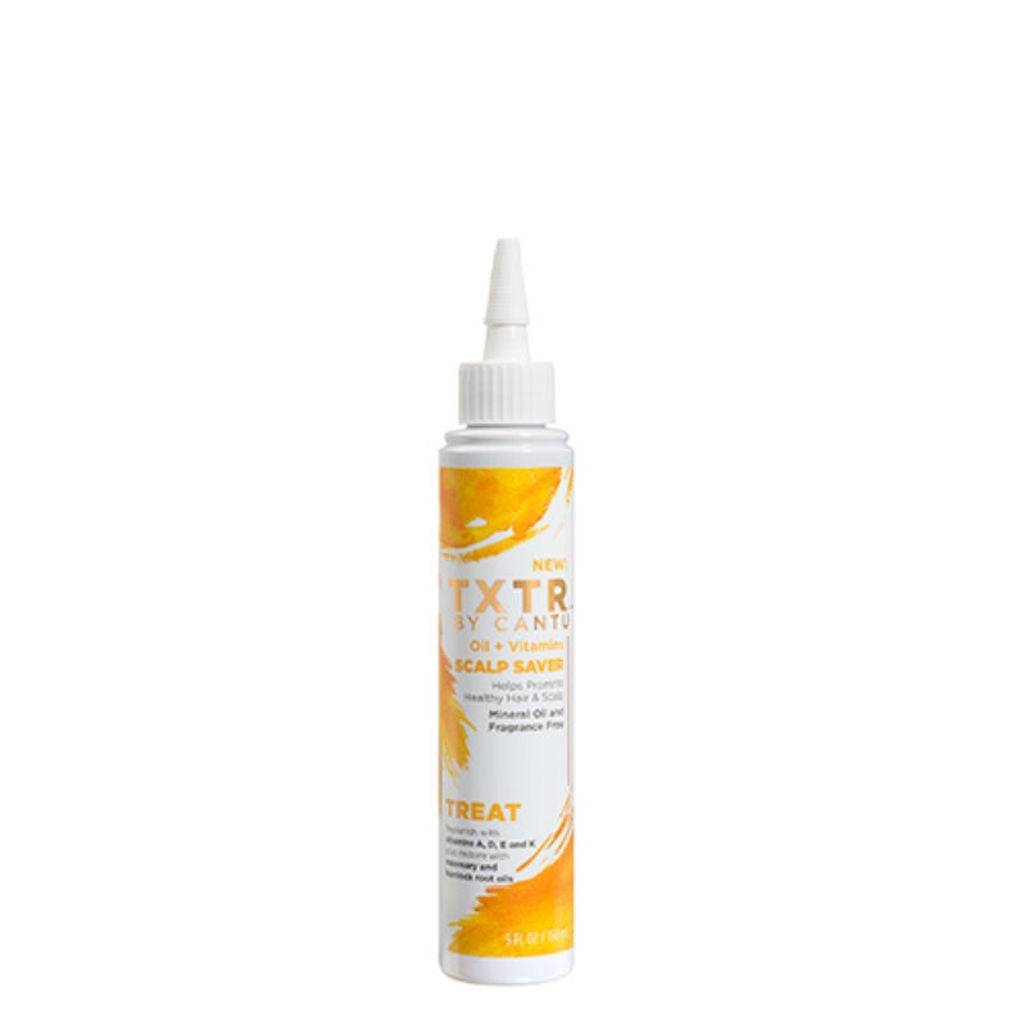 TXTR BY CANTU OIL + VITAMINS SCALP SAVER