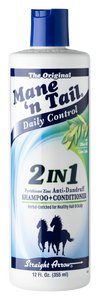 MANE N' TAIL DAILY CONTROL 2-IN-1 ANTI-DANDRUFF SHAMPOO + CONDITIONER