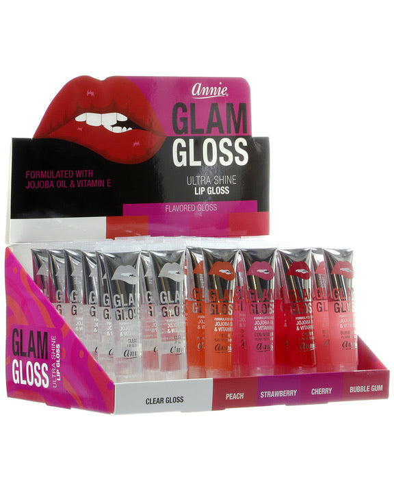 ANNIE GLAM FLAVOURED LIP GLOSS