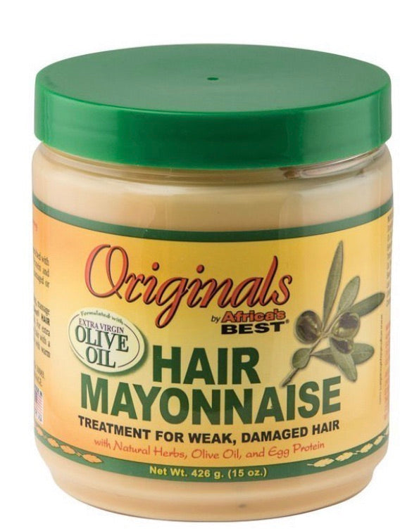 ORGANICS HAIR MAYONNAISE