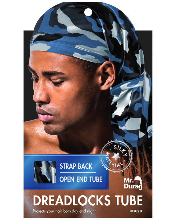 MR. DURAG DREADLOCKS TUBE WITH STRAP BACK