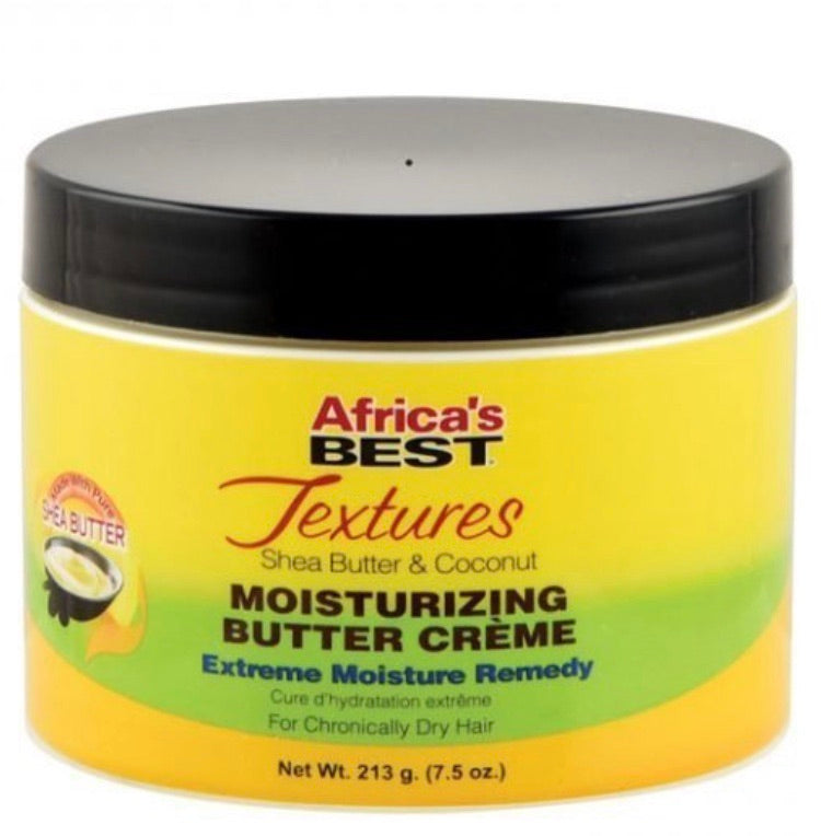 SHEA BUTTER MOISTURIZING BUTTER CREAM
