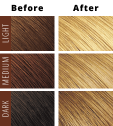 CREME OF NATURE EXOTIC SHINE™ COLOR WITH ARGAN OIL FROM MOROCCO (#10.01 GINGER BLONDE)