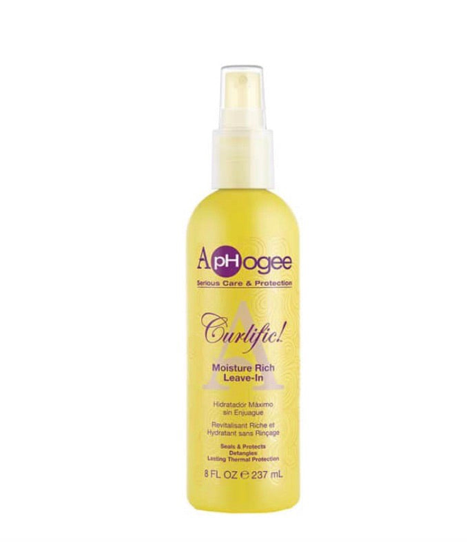 CURLIFIC MOISTURE RICH LEAVE-IN