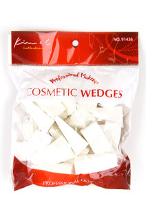 KIM & C COSMETIC WEDGE SPONGES (24 PIECES)