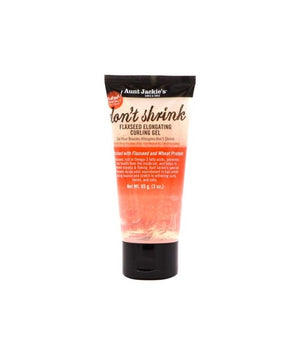 AUNT JACKIE'S DON'T SHRINK FLAXSEED ELONGATING CURL GEL